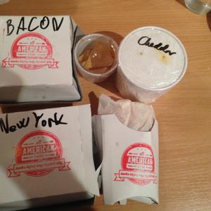 Rendelős rovat: All American Food