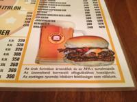 Burger Pub, Nyíregyháza