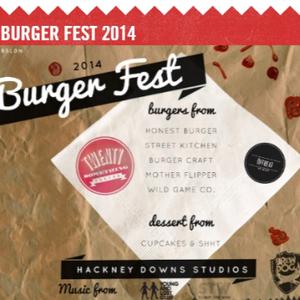 Vendégpost: Twenty Something Burger Fest 2014 – London