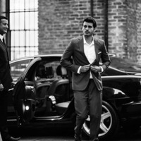 UberLUX, a burzsujok taxija