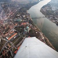 Itthon kétmillió forintért egyetemen tanítják itthon a repülést
