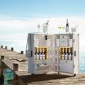 Pezsgőbár otthonra, aludobozos francia bor és egy kis Bugatti vs. Koenigsegg - Burzsuj á la carte