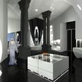 22. századi design a legújabb Andrássy úti luxusüzletben