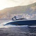 Vízen száguld a legújabb Bugatti