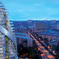 Michael Schumacher World Tower, avagy mennyit ér Schumi neve egy lakáskulcson?