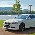 A BMW-k fehér szmokingja? AC Schnitzer 520d