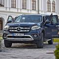 Mercedes–Benz X osztály – A pick-upok új császára