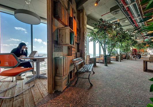 Minden igényt kielégítő munkahelyi környezet? A világ legmenőbb irodái!