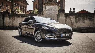 Ford Vignale: kézműves kidolgozás és luxus Mondeo-módra?