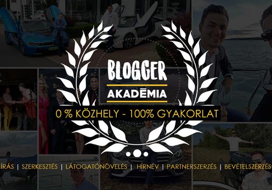 Blogger Akadémia - ahol felfedjük a nagy titkot!