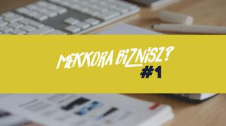Mekkora biznisz? #1 Könyvelés
