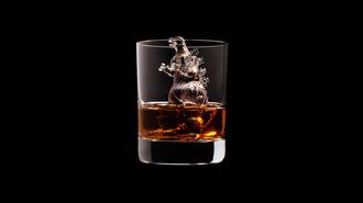 Innál Whiskeyt Godzillával? Avagy A Legelképesztőbb 3D Jégkockák A Világon
