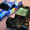 Távirányítású autó wifivel