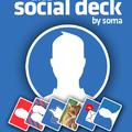 Social Deck - Soma új Facebook Gaff kártyacsomagja