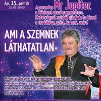 Molnár Gergely önálló estje a Napfényes Rendezvényteremben - április 15.