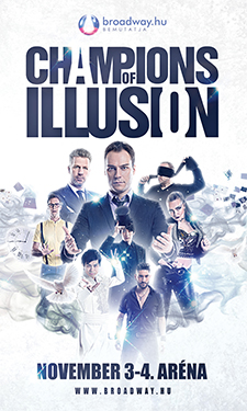 Champions of Illusion 2018