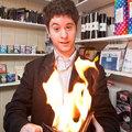 Tegyél rá a hőségre egy lapáttal! Most csak 10 900 Ft a tűztárca a bűvészboltban!