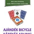 Ajándék Bicycle csomag minden 7000 Ft feletti vásárlás mellé - csak két hétig!