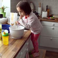 Kicsi Vú: Kivis-kókuszos joghurttorta