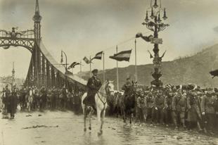 Bevonulás Budapestre