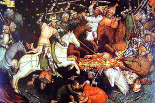 Calabria magyar hercege