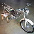 1979 Yamaha TY 50 munka