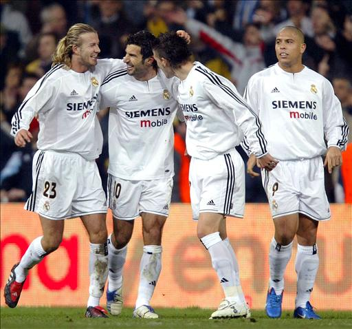 Figo a Real Madridban
