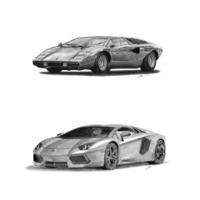 Lamborghini LP V12 duo
