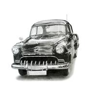 Opel Olympia Rekord '53