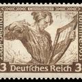Tíz kép - Wagner bélyegsorok a Harmadik Birodalomban