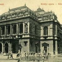 Egy Görgey az Operaházban