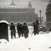 Tíz kép - Operaházak hóban