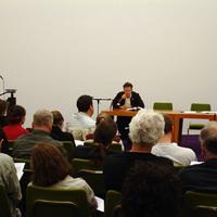 Sivan vs. Finkielkraut - Cabinet magazin re-enactment of the trial at Documenta 12