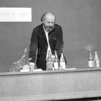 Miklós Erdély - Apocryphal Lecture