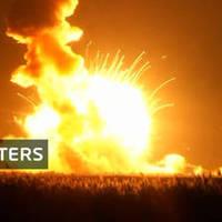 Zamboni a NASA-nál - felrobbant a pletizmográf