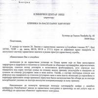 Szerbiában a CCSVI műtétek sikeresek