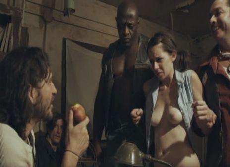 Asun ortega sarah emmons nude nuns with big guns