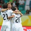 Lugano és Forlán megmutatta a kicsiknek: Nigéria–Uruguay 1-2