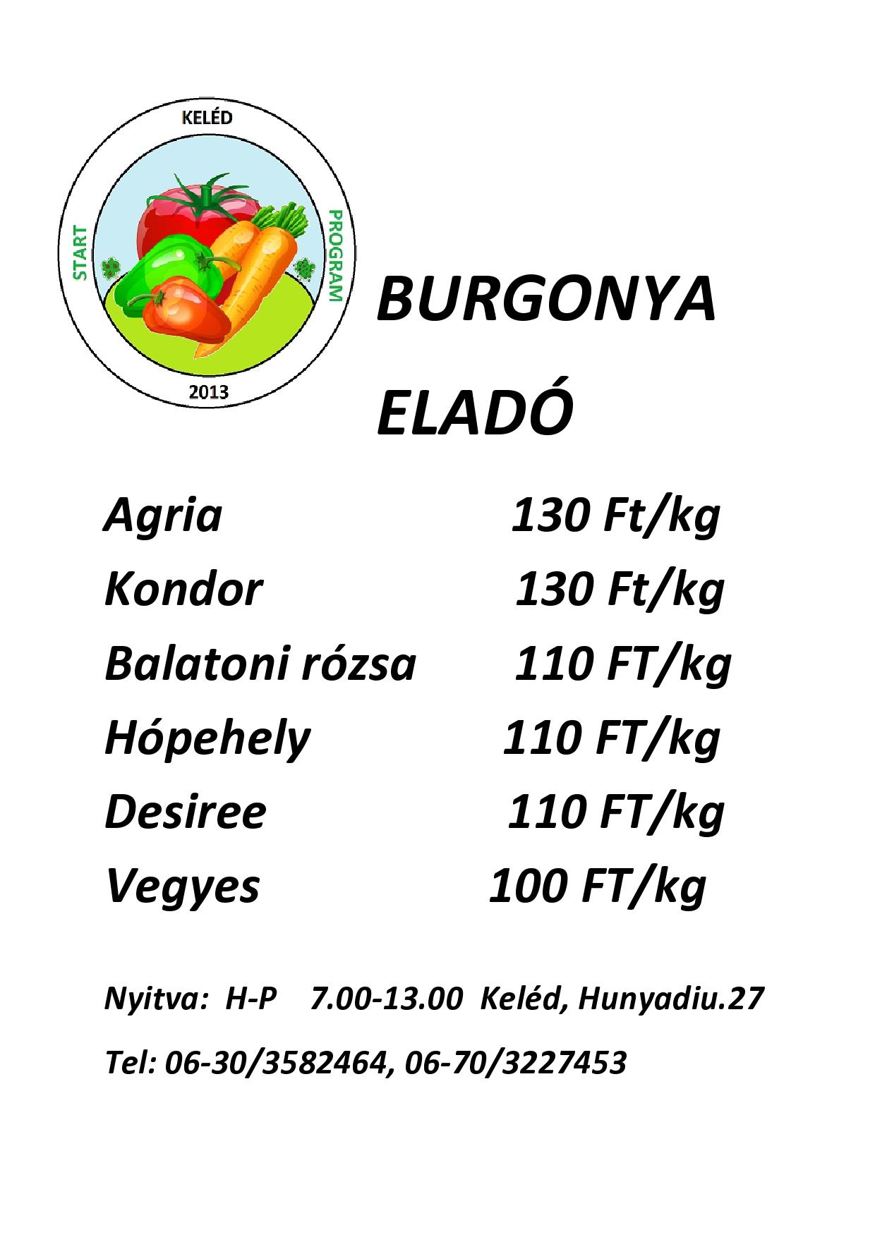 Zöldséget a termelőtől!!!