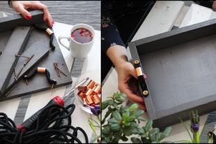 DIY doboz- #diydekortálca