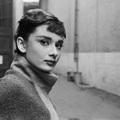 Audrey Hepburn otthon és a forgatási szünetekben is tündökölt