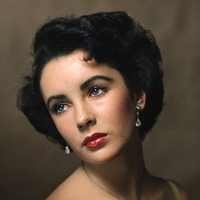 A fotó, ami szexszimbólummá tette Elizabeth Taylort