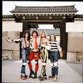 Amikor a legnagyobb rocksztárok turisták voltak Japánban