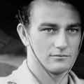 John Wayne szemtelenül jóképű volt, mikor első filmjét forgatta