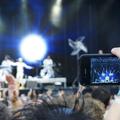 Tedd el a mobilod és élvezd inkább a koncerteket!