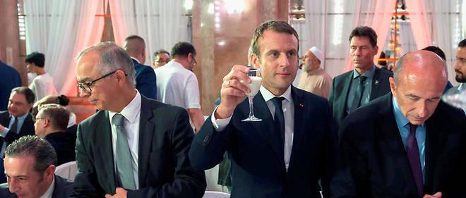 Hogyan tudja kezelni az iszlám kérdését Macron?