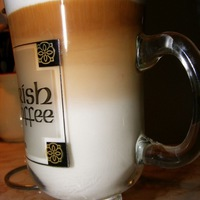 Csíkos kávé
