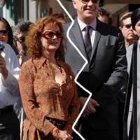 Susan Sarandon és Tom Robbins szakított