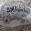 Sithonia: zenrajzos kavics