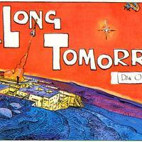 A hosszú holnap - 16 oldalnyi képregény, mely új sci-fi zsánert teremtett